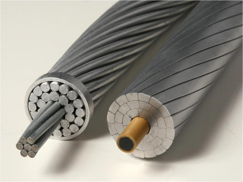 diferencias entre cables acsr, aaac, aac