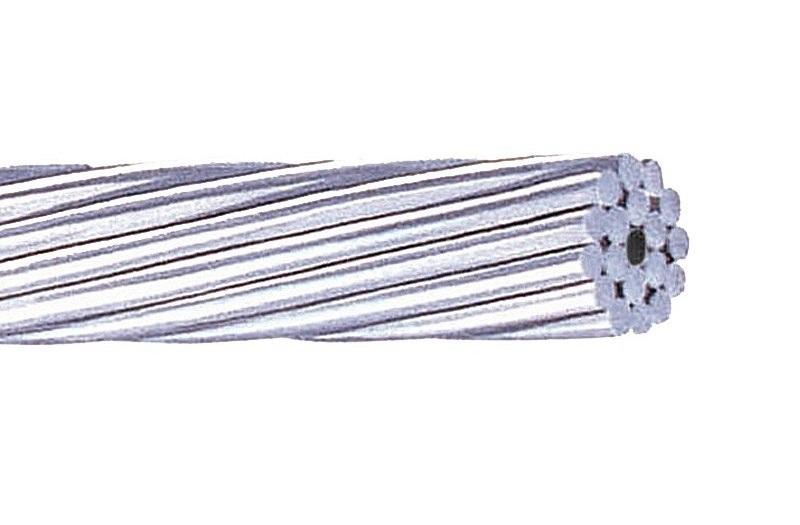 cable de aluminio desnudo acsr