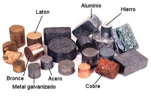 materiales conductores de electricidad